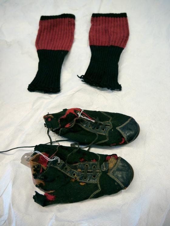 KB2128 schoenen en mofjes