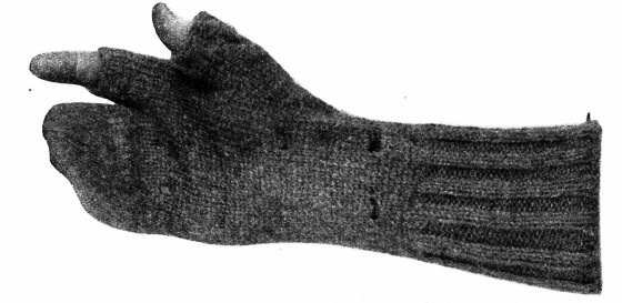 Rifle gloves