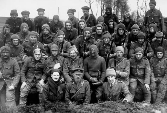 soldatenmutsen